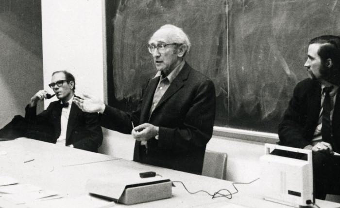 "Abba Lerner: ""The Economics of Control"""