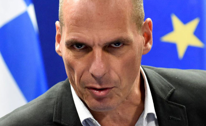 "Y. Varoufakis: ""Europe After the Minotaur"""