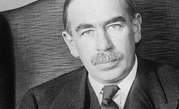 "J.M.Keynes: ""Liberalism and Labor"""