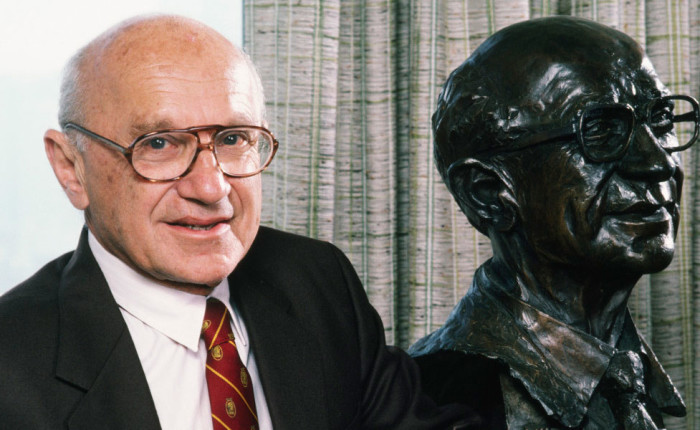 "M. Friedman: ""Capitalism and Freedom"""