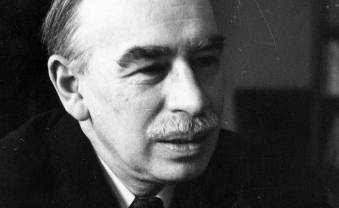 "J.M.keynes: ""The End of the Laissez-Faire"""