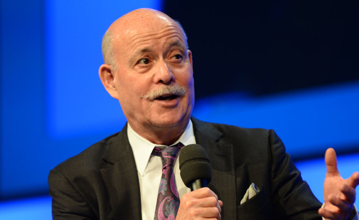 "Jeremy Rifkin: ""The Zero Marginal Cost Society: The Internet of Things, the Collaborative Commons, and the Eclipse of Capitalism"""