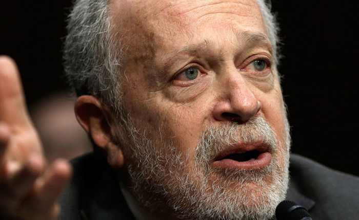 """Robert Reich: """"Donald Trump and the Revolt of the Anxious class"""""""