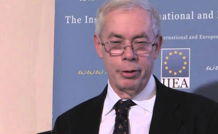 """John Kay: """"Other People's Money: Masters of the Universe or Servants of the People?"""""""