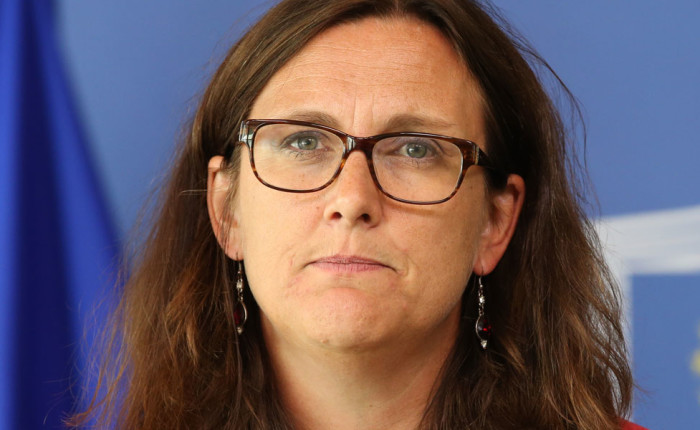 John hilary, Independent – On Cecilia Malmström