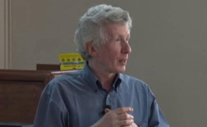 John Clammer (2012)