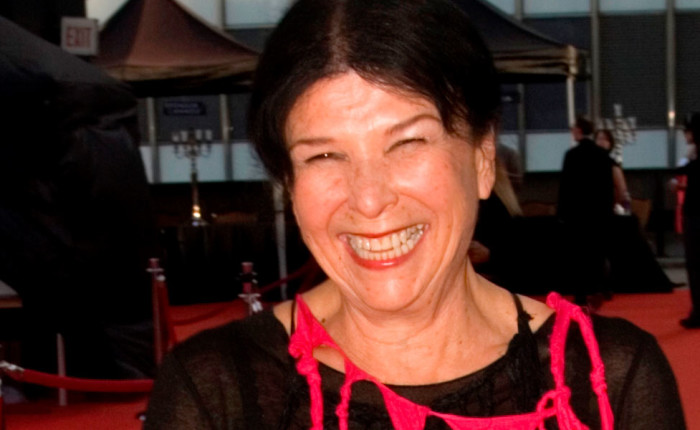 Alanis Obomsawin of the Abenaki tribe