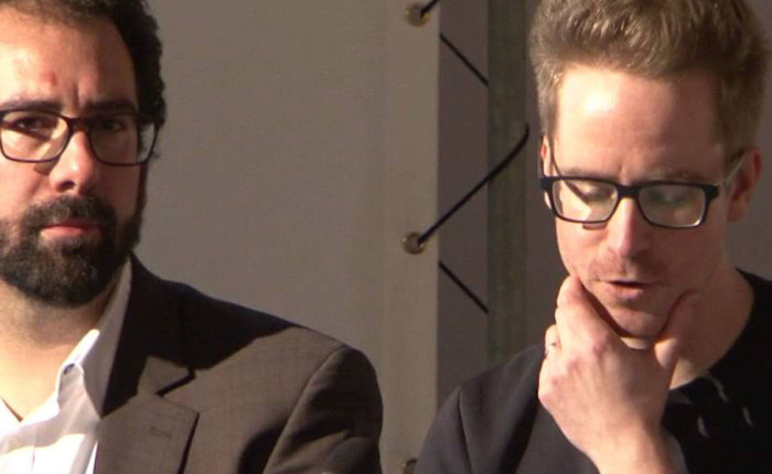 """Nick Szrnicek and Alex Williams :""""Inventing the Future"""""""