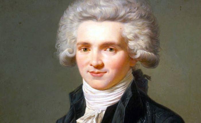"""Maximilien Robespierre (1758-1794), 1792 : """"Una proposta possibile"""""""