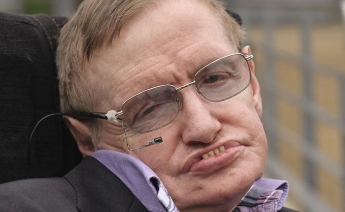 "Stephen Hawking: ""The fifth lie of rentier capitalism"""