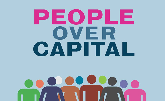 "D. Crowe : ""People over Capital"""