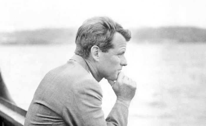 "Robert F. Kennedy : ""Excerpt of a Speech"""