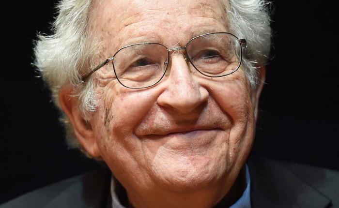 "Noam Chomsky : ""World Orders, Old And New"""