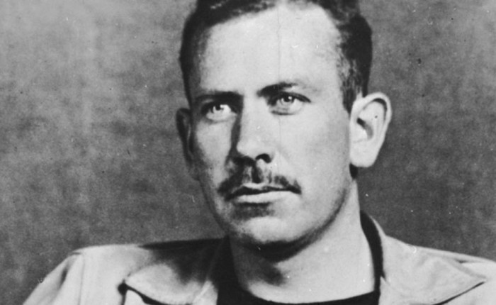 "John Steinbeck : ""The Grapes Of Wrath"""