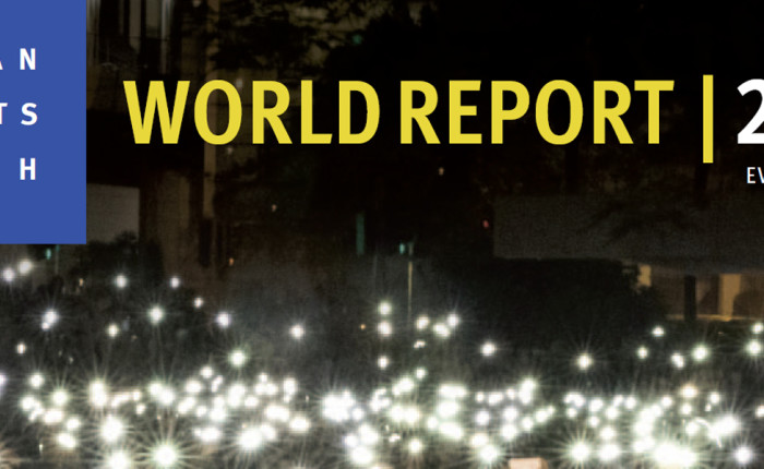 Rifugiati e richiedenti asilo in Human Rights Watch – World Report 2020
