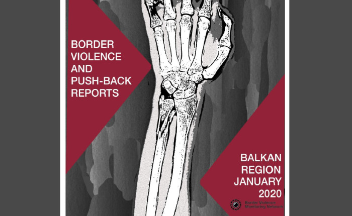 "Border Violence Monitoring Network : ""Balkan Region January 2020"""